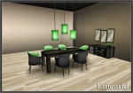 Electric Dining- Emearld